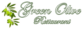 The Green Olive Restaurant logo